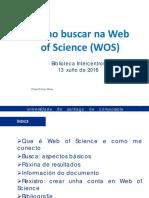 Como Buscar en Web of Science