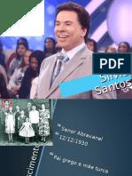 Silvio Santos - Libras