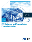 ZTE+Datacom+and+Transmission+Products+CatalogV1.0_20131225_EN+