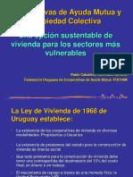 """""""Cooperativas de Ayuda Mutua y Propiedad Colectiva"""""""