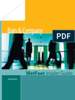 The Vault Guide to Bain & Company | Mitt Romney | United