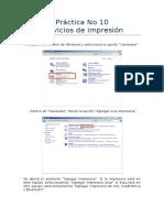 Práctica_10 Servicios de Impresión