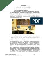 CAPITULO v - Sistema de Control en El Area -MR