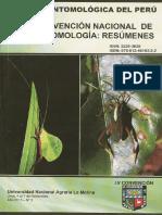 Influencia de los factores climáticos en la fluctuación poblacional de la mosca de la fruta Anastrepha Spp. en Tingo María