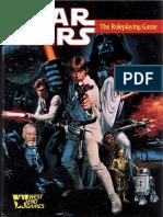 92560916 Star Wars d6 RPG Core Rulebook 1st Ed