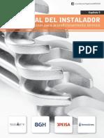 Manual del Instalador Capitulo 5 - Instalaciones para Acondicionamiento Térmico