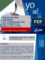 Legislación Laboral - CTS