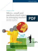 McKinsey Report on SME Financing