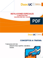2.1.3. Dilatación de Los Materiales Constructivos