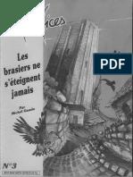 Maléfices - Supplément - No.3 - Les Brasiers ne s'éteignent Jamais