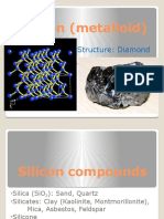 Silicon Compounds