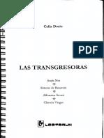 Las Transgresoras