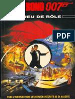 James Bond 007 - Livre de Règles