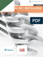 Manual del Instalador Capítulo 7 - Instalaciones para discapacitados