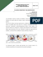 Sena Primer Respondiente - Soporte Vital Básico Pediátrico y Del Recién Nacido