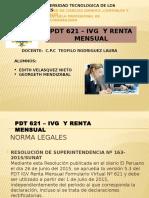 Exportacion Facturada Casilla 106