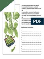 Mazarea - fisa botanica