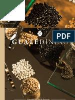 Colaboración en la revista Guatedining - Edición 31 - Junio 2016