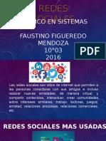 REDES SOCIALES FAUSTINO FIGUEREDO MENDOZA 10°03