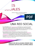 Redes Sociales Elizabeth Arcniegas