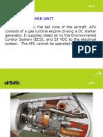 Q400 Presentation - APU