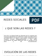 REDES SOCIALES Maria Lizarazo
