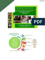 Estrategia Nutricion 2014
