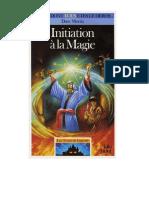 Terres de Legende - 02 - Initiation a La Magie