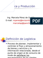5. Logistica y Produccion