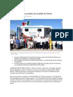 21-11-2015 AlianzaTex - Puebla Apoya Zona Urbana de Acatlán de Osorio