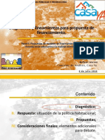 Sector social -Foro Ciudadano- Economista Rafael Jovine