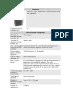 Impresora multifuncional HP LaserJet M3035xs.docx