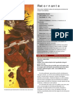[D&D 4.0] Raças Do Livro Do Jogador - Revenant [Português]