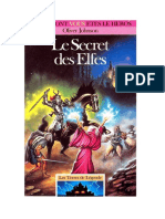 Terres de Legende - 03 - Le Secret Des Elfes