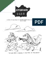 Asteroid 1618 001