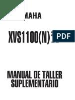 Manual taller Drag Star XVS 2001 complemento