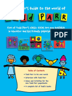 ToddPARR Teacher Guide 2009