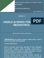 Vasele Si Nervii Toracelui. Mediastinul