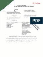 Kincaid Amended Complaint
