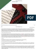The 'Rhythm' Changes _ Seymour Duncan