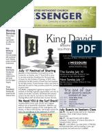 Messenger 07-07-16