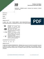 z3 - Informática - Exercícios IADES - Aula 04