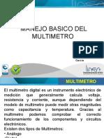 Eng-002 Mediciones Con El Multimetro