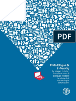 FAO Elearning Guide Es
