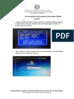 Instalação Do Windows 7 - Padrão UAITEC 2015