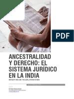 El Sistema Jurídico en La India