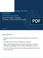 Norwich_Education Strategy Consultation Presentation Feb 2016
