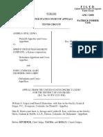 Heno v. Sprint/United Mgt., 208 F.3d 847, 10th Cir. (2000)