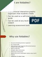 foldables- part 1
