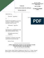 NISH v. Rumsfeld, 348 F.3d 1263, 10th Cir. (2003)